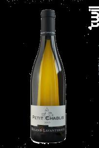 Petit Chablis - Domaine Lavantureux - 2016 - Blanc