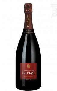 Thiénot Brut (Magnum) - Champagne Thiénot - Non millésimé - Effervescent