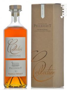 Armagnac Collection XO - Domaine de Pellehaut - Non millésimé - Effervescent