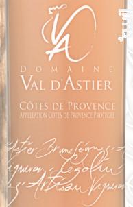 Rosé Contemporain - Domaine Val d'Astier - 2017 - Rosé