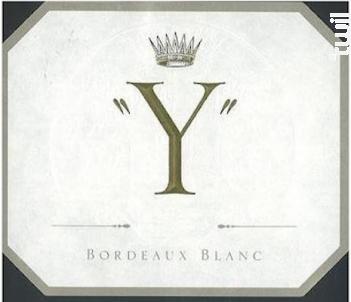 Y d'Yquem - Château d'Yquem - 2017 - Blanc