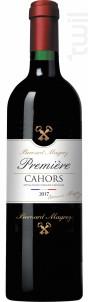 Première Cahors - Bernard Magrez - 2017 - Rouge