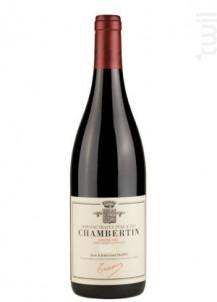 Chambertin - Domaine Trapet - 2018 - Rouge
