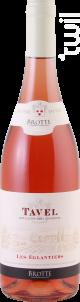 Les Eglantiers - Maison Brotte - Sélection - 2017 - Rosé