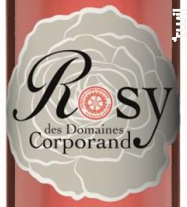 Rosy - Expression Des Domaines Corporandy - 2020 - Rosé