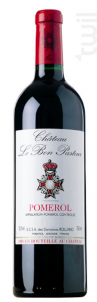Château Le Bon Pasteur - Château Le Bon Pasteur - 2010 - Rouge