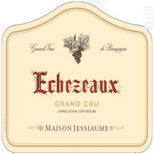 Echezeaux Grand Cru - Domaine Jessiaume - 2011 - Rouge