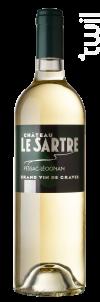 Château le Sartre - Château Le Sartre - 2013 - Blanc