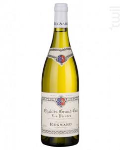 Chablis Grand Cru Les Preuses - Maison Régnard - 2007 - Blanc