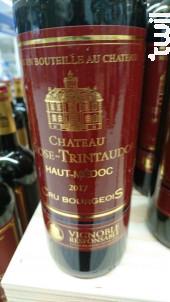 Château Larose Trintaudon Cru Bourgeois - Vignobles de Larose - Château Larose-Trintaudon - 2017 - Rouge