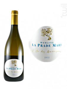 L'Or des Garrigues - Domaine La Prade Mari - 2015 - Blanc