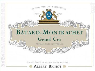 Bâtard-Montrachet Grand Cru - Albert Bichot - 2018 - Blanc