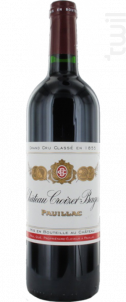 Château Croizet Bages - Château Croizet Bages - 2018 - Rouge