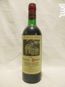 Château Puylazat - Château Puylazat - 1988 - Rouge