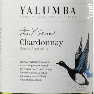 Y Series Chardonnay - YALUMBA - 2016 - Blanc