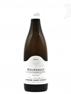 Meursault Clos des Corvées de Cîteau Monopole - Domaine Chavy-Chouet - 2017 - Blanc