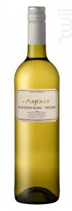 Arjolle Blanc - Domaine de l'Arjolle - 2018 - Blanc