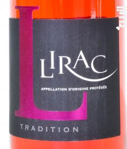 Tradition - Les Vignerons de Tavel & Lirac - 2018 - Rosé