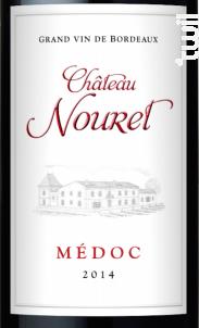 Château Nouret - Château Nouret - 2014 - Rouge