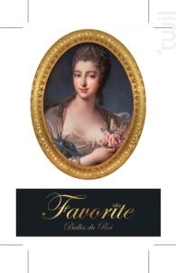 Favorite - Domaine du Clos Roussely - Non millésimé - Effervescent