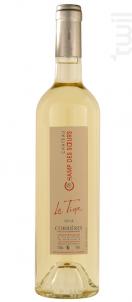 La Tina - Château Champ des Soeurs - 2015 - Blanc