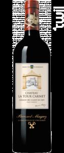 Château La Tour Carnet - Bernard Magrez - Château La Tour Carnet - 2016 - Rouge
