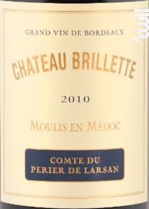 Château Brillette - Château Brillette - 2010 - Rouge