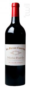 Le Petit Cheval - Château Cheval Blanc - 2012 - Rouge