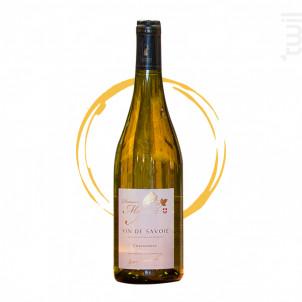 Chardonnay - Domaine  de Méjane - 2018 - Blanc