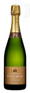 Réserve Blanc de Blancs Grand Cru - Champagne François Girard - Non millésimé - Effervescent