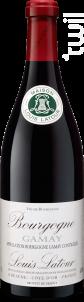 Bourgogne Gamay - Maison Louis Latour - 2019 - Rouge