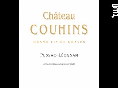 Château Couhins - Château Couhins - 2015 - Rouge