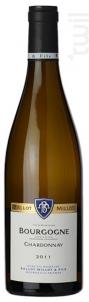 Bourgogne Chardonnay - Domaine Ballot-Millot - 2017 - Blanc