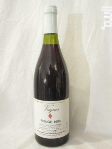 Vaquer - Domaine Vaquer - 1985 - Rouge