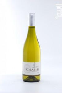 CHABLIS - Vins Descombe - 2017 - Blanc