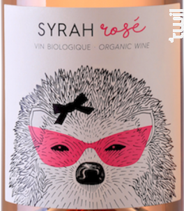 Hérisson malin - Jacques Frelin - Terroirs Vivants - 2018 - Rosé