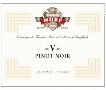 Pinot Noir Cuvée