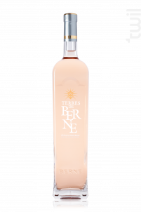 Terres de Berne - Château de Berne - 2019 - Rosé