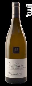 Puligny-Montrachet Premier Cru Les Chalumeaux - Domaine Jean Pascal et Fils - 2016 - Blanc