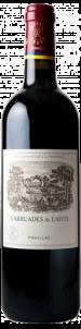 Carruades de Lafite - Domaines Barons de Rothschild - Château Lafite Rothschild - 2011 - Rouge