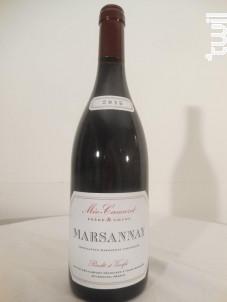 Marsannay - Domaine Méo-Camuzet - 2015 - Rouge