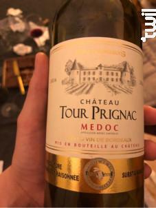 Château Tour Prignac - Châteaux et Domaines Castel - 2016 - Rouge