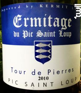 Tour De Pierres - Ermitage du Pic Saint Loup - 2016 - Rouge