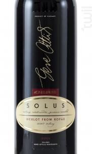 Solus - Gere Attila - 2009 - Rouge