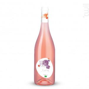 Lubéron - Villa d'Erg - 2020 - Rosé