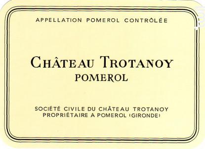 Château Trotanoy - Château Trotanoy - 2011 - Rouge