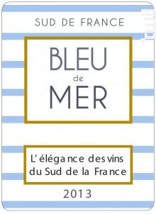Bleu De Mer - Bernard Magrez - 2017 - Blanc