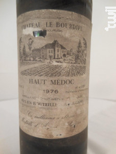 Château le Bourdieu - Château Le Bourdieu Vertheuil - 1975 - Rouge