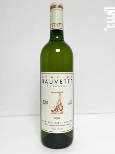 Dolia Hauvette - Domaine Hauvette - 2012 - Blanc