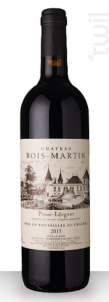 Château Bois-Martin - Château Bois-Martin - 2015 - Rouge